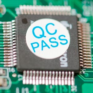 Quality Control Pass
