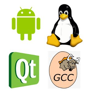Open Source Software GNU GCC Android Qt