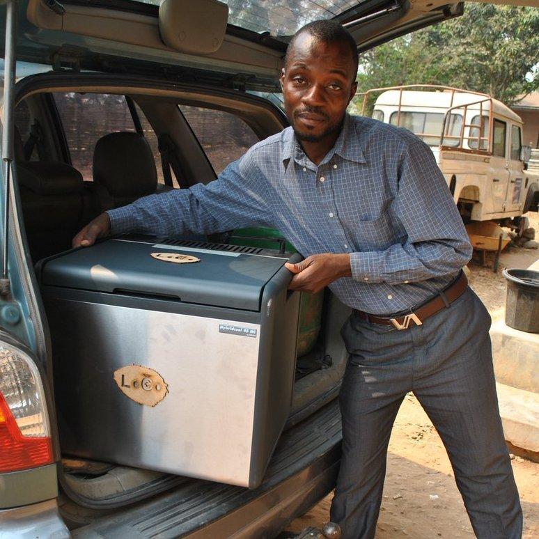 Congo Smart Fridge Yellow Fever Vaccine Monitoring Trial