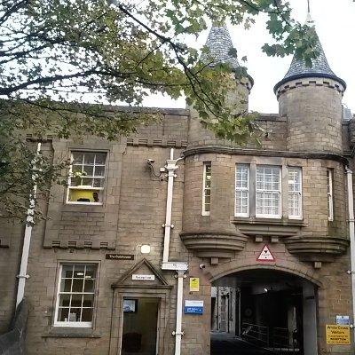 White Cross Gatehouse Reception