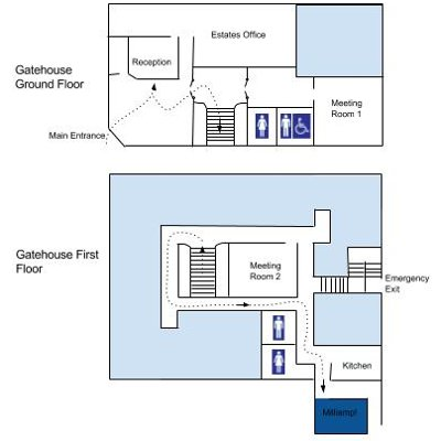 Milliamp Technologies Office Map