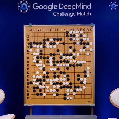 Google DeepMind Challenge Match AlphaGo