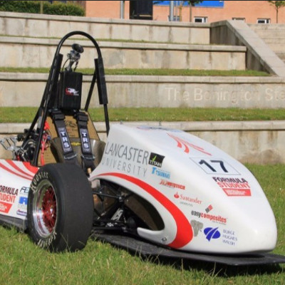 Lancaster E-Racing - Lancaster University Formula Student