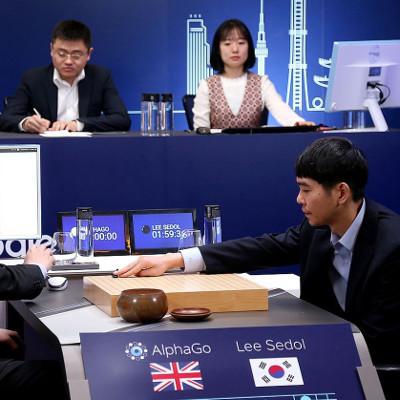 Google DeepMind AlphaGo Lee Sedol Challenge Match