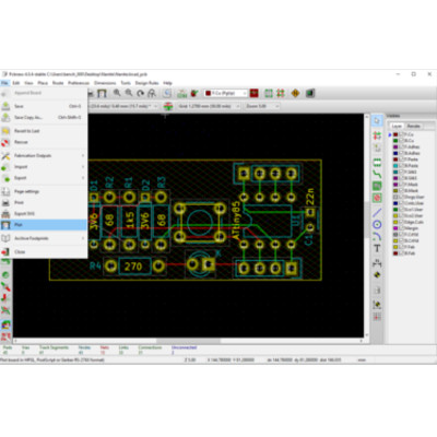 KiCad 5 is out, And We Love It! – Milliamp Technologies Ltd