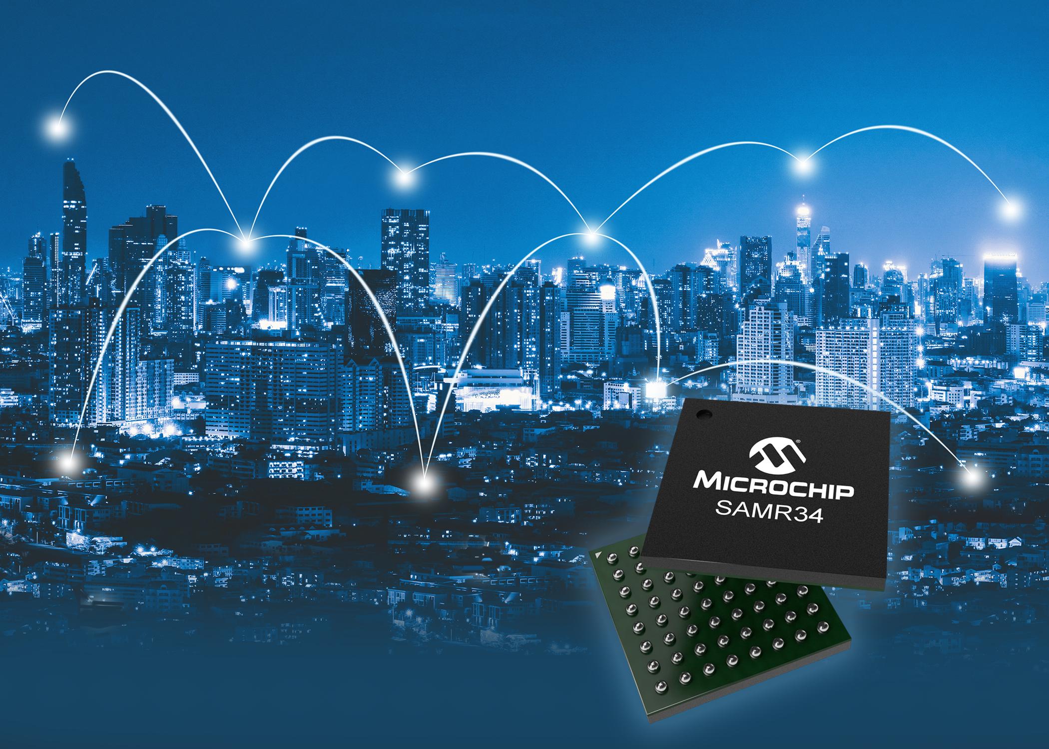 Microchip SAMR IoT