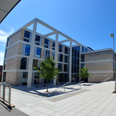 Lancaster Uni New Engineering Building