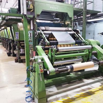 Rotogravure Industrial Printing